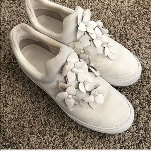 e7f22c9b4ed44 Tory Burch Shoes - Tory Burch Blossom Neoprene Floral Sneaker